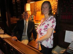 Nigel Ogden with Helen Austwick, 3
